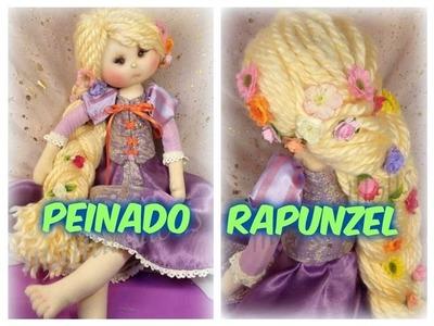 Lolita rapunzel PEINADO 4.4 manualilolis video- 217