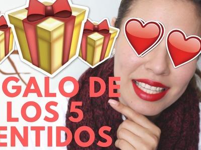 Regalo de los 5 sentidos para San Valentin - Coco
