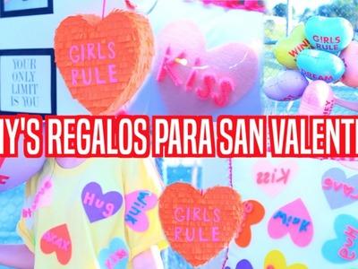Regalos Para San Valentin DIY's