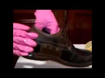 Tips para restaurar tus zapatos de cuero