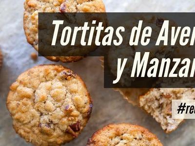Tortitas de Avena y Manzana | La mejor receta de todas [FÁCIL Y RÁPIDA]