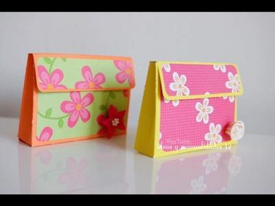 Bolsitas de papel para niñas