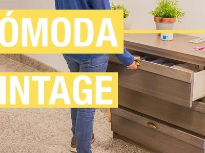 Cómo personalizar una cómoda de Ikea · Handfie DIY