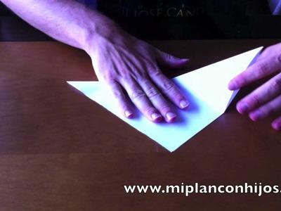 Gorro de papel sencillo