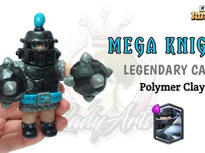 Mega Knight | Clash Royale | Polymer Clay Tutorial