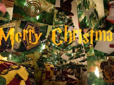 Mi árbol de Navidad ????❤ (Harry Potter)