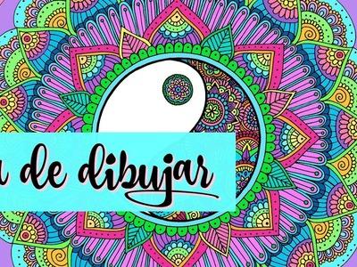 Un día dibujando | Photoshop + Acuarela♡ Dani Hoyos Art