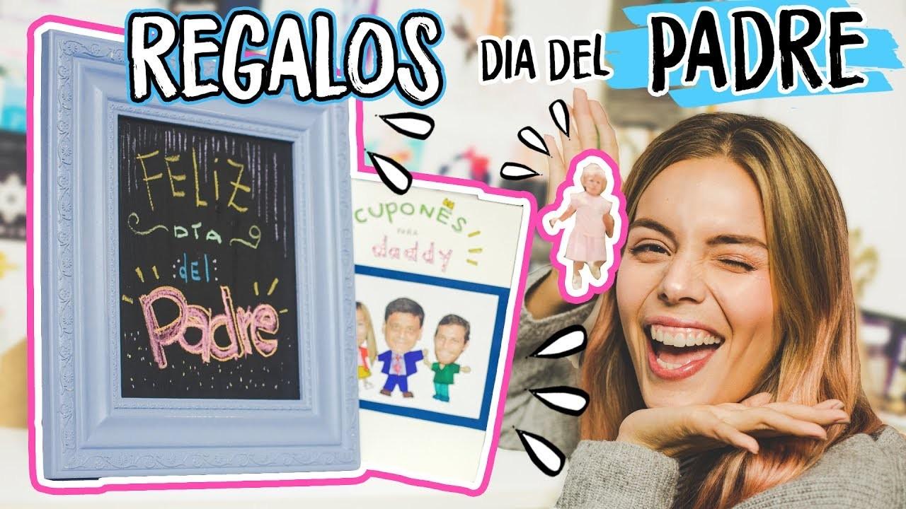 3 Ideas de Regalos Fáciles y Bonitos para Dia del Padre (DIY Tutorial) | Dolce Placard