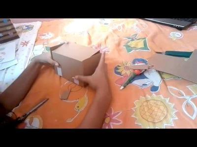Alcancía de cartón FÁCIL Y RESISTENTE - Hey Jannet