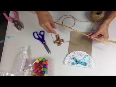 Bolsas de papel decoradas PARTE 1