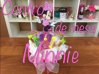 Centro de mesa Minnie