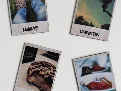 Como hacer unos bonitos imanes con foto para la nevera. - Hazlo tu Mismo Hogar - Guidecentral