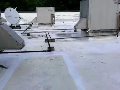 Como reparar techos planos