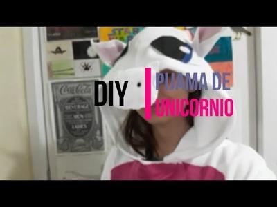 DIY -Pijama de Unicórnio