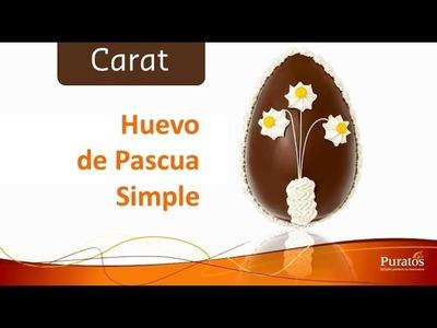 Huevo de Pascua Simple - Carat (2016)