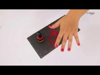 Cómo crear tu propio barniz de color