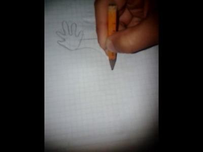 Como dibujar a jeff the killer