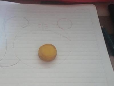 Como dibujar una muñeca facil