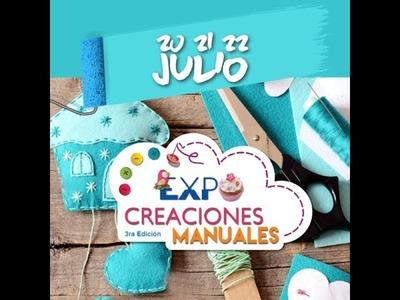 LAURA CEPEDA EN LEÓN , MÉXICO - EXPO CREACIONES MANUALES
