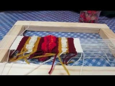 MercArt ofrece el primer taller de mini telar para joyería.