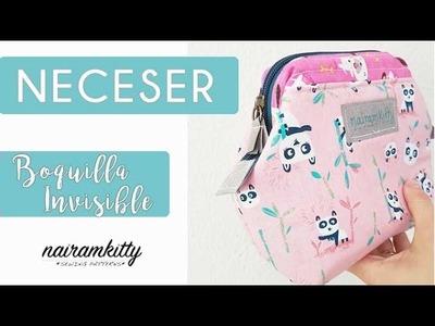 NECESER CON BOQUILLA INVISIBLE | COSTURA