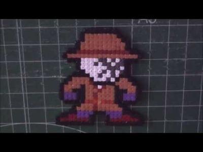 Rorschach, Watchmen hama beads mini HD