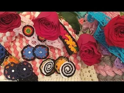 Tejido A  Crochet, Ganchillo, Dos Aguja Y.O Palitos