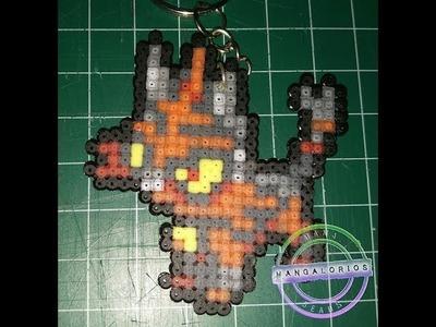 Torracat hama beads mini HD