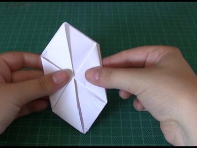 [Tutorial] Globo de Origami. Origami Balloon