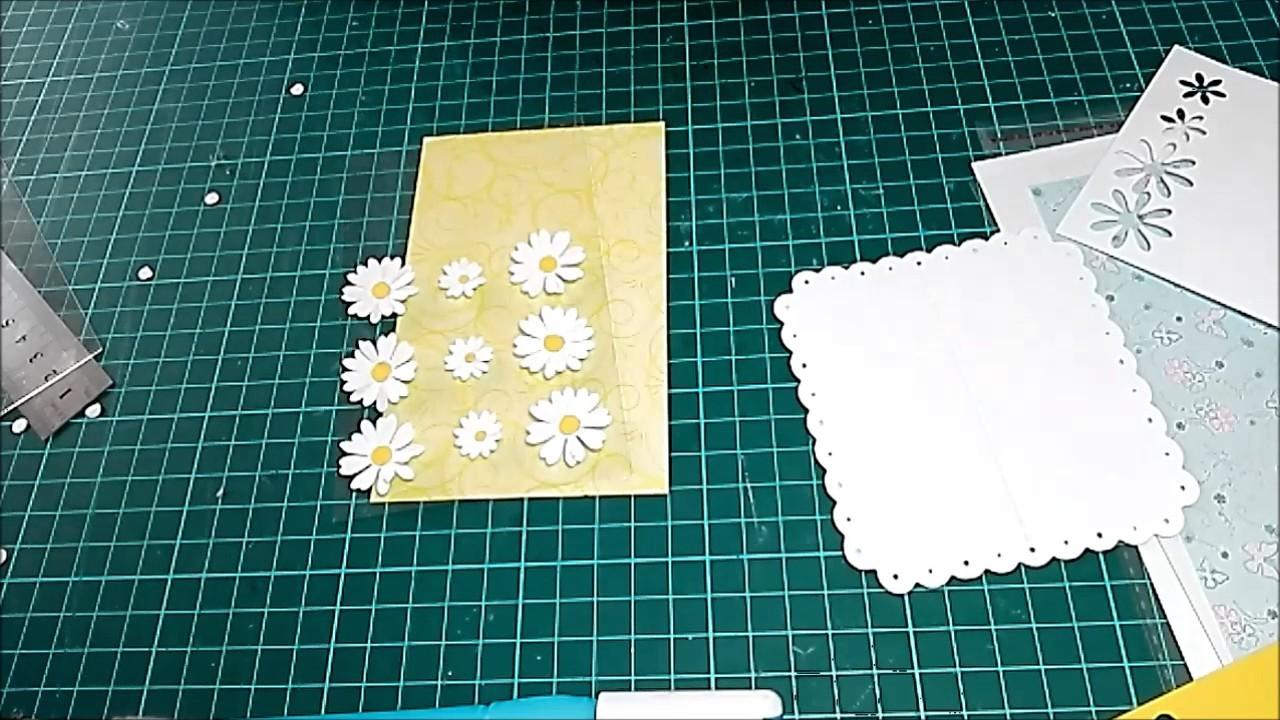 Como hacer paquetitos de flores y mariposas para regalar.