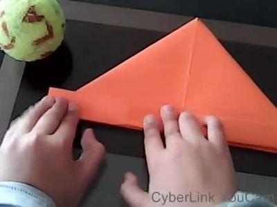Como hacer un gorro de papel