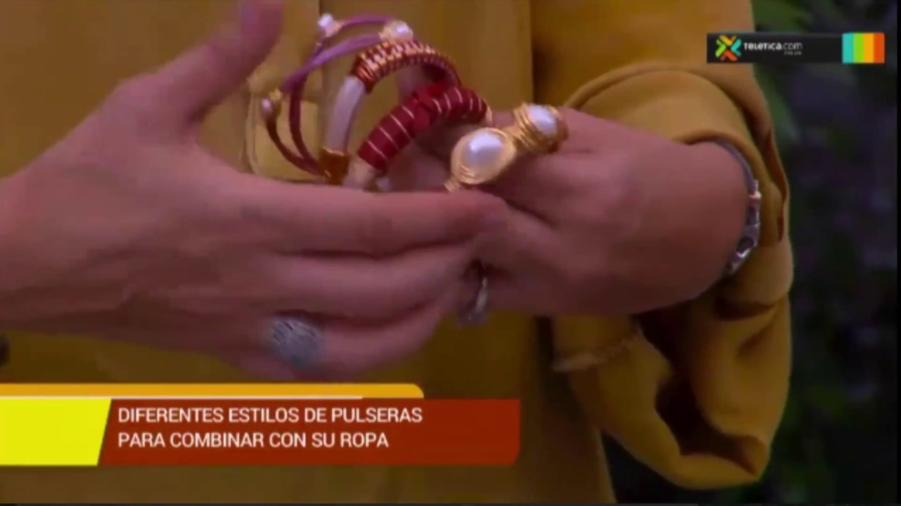 Estos son los diferentes tipos de pulseras para combinar con su ropa