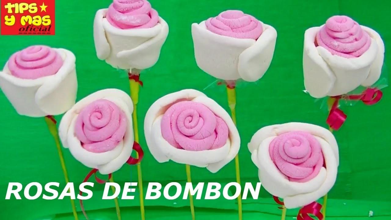 ¡ROSAS DE BOMBÓN! PARA EL14 DE FEBRERO.DÍA DE SAN VALENTÍN