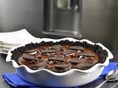Tarta Fría de Chocolate CON OREO!