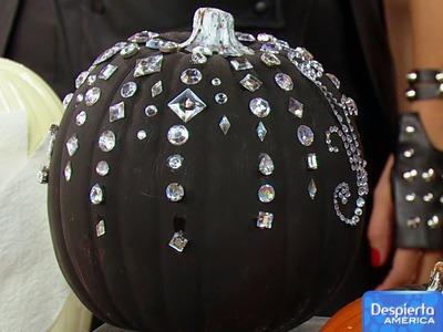 Aprende a decorar calabazas para Halloween de manera segura