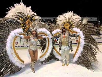 Artesanías de carnaval Gabriel Mazzoleni 2015