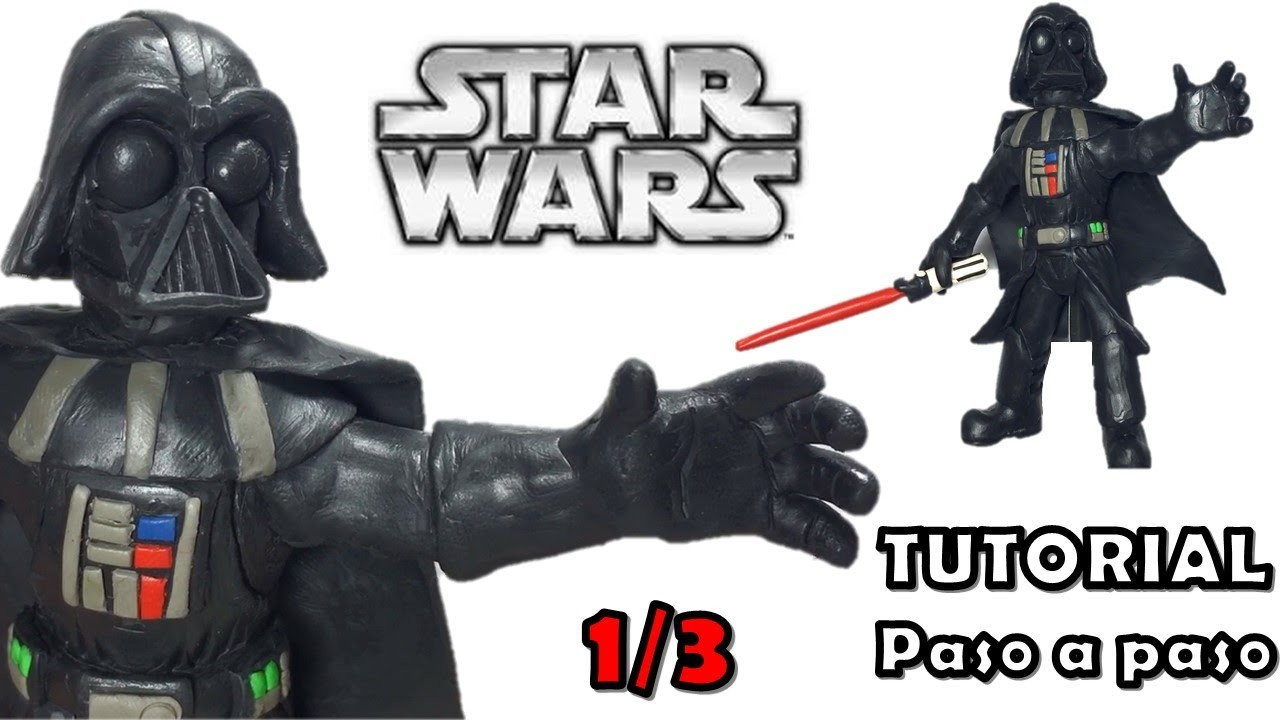 How to Make an Origami Darth Vader from Star Wars in 5 minutes ... | 720x1280
