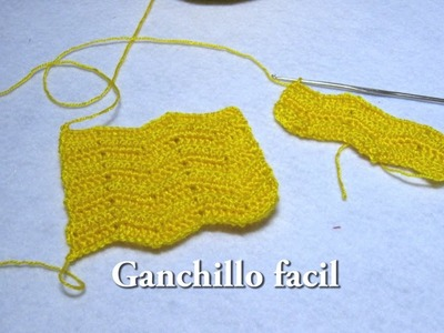 # DIY - Ganchillo facil# DIY - Easy Crochet