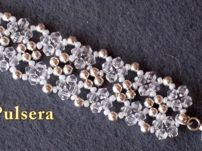 # DIY - Pulsera Maria # DIY - Bracelet Maria