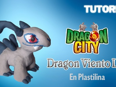 Dragon City. Tutorial Dragon Viento en Plastilina. How to make Wind Dragon with Plasticine
