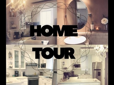 HOME TOUR. cocina y baño