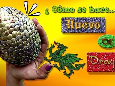 Huevo de Dragón | Juego de Tronos | Huevos de Pascua originales