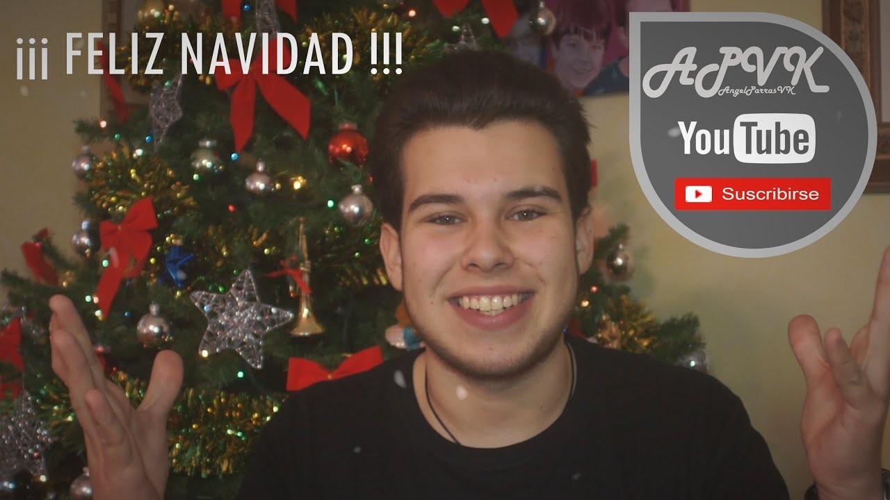 La Magia de la Navidad - Vlog 4# - AngelParrasVK