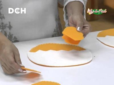 Pollito guarda servicio - Yasna Pino - Casa Puchinni