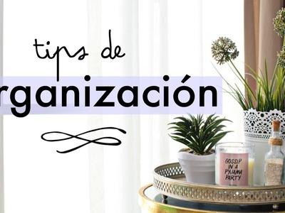 TIPS DE ORGANIZACIÓN! | Valeria Basurco