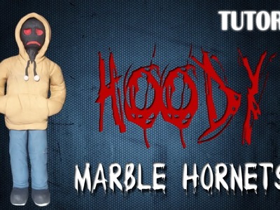 Tutorial Hoody en Plastilina. Marble Hornet. How to make a Hoody with Clay
