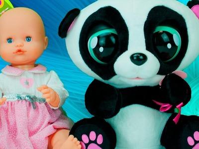 Yoyo Panda con la bebé Luci y Martina - Club Petz - Capítulo #57