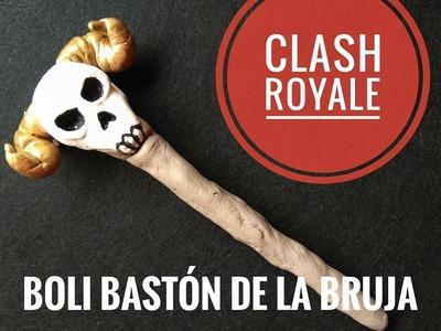 Boli Bastón de la Bruja de Clash Royale