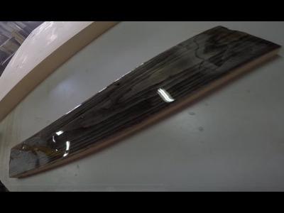 Como aplicar resina sobre madera de palet