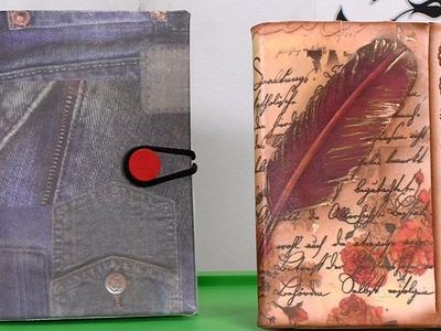 Como Elaborar un Forro para Cuaderno - HogarTv por Juan Gonzalo Angel